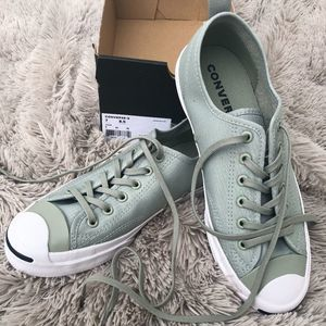 Converse Jack Purcell Jack Ox Sage Green